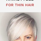 Best haircut for thinning hair on top woman