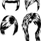 Different hair styles for women