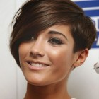 Hairstyle for short and thin hair
