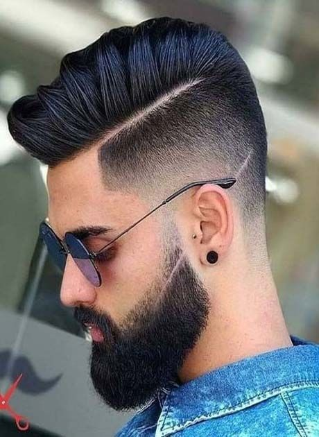 New fashion hairstyle