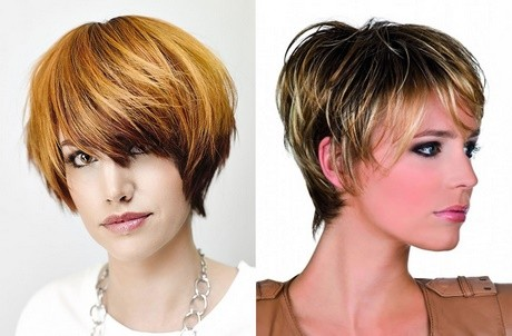 2018 hairstyles for short hair