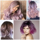 Hair colour ideas 2018