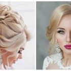 Hairstyle 2018 for wedding