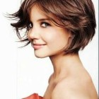 Hairstyles for short hair women 2018