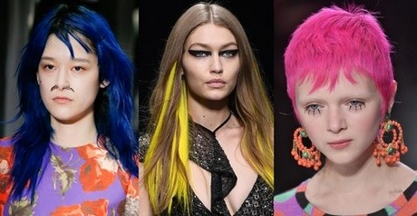 Hairstyles trends 2018