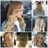 Long hair trends 2018