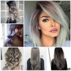 Medium hairstyles for 2018
