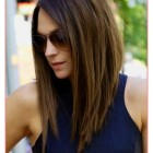 Medium length haircut 2018