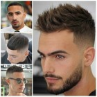 Mens short hairstyles 2018