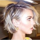 Trendy short hairstyles for women 2018