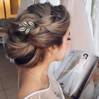 Wedding hair updos 2018