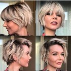 Cute haircuts for 2019