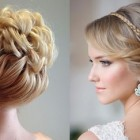Latest bridal hairstyles 2019