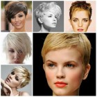 Latest short hairstyle for women 2019