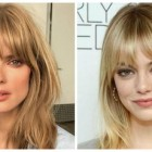 Medium length haircut 2019