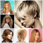 Popular hairstyles for women 2019