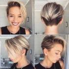 Short hair 2019 women