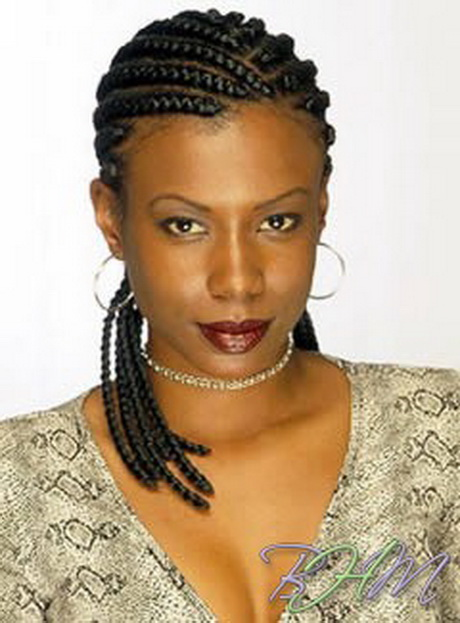 black hair braided styles braids hairstyles for black hair 2489