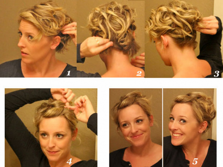 Do it yourself hairstyles for short hair 16 diy hairstyles to try today ivillage solutioingenieria Choice Image