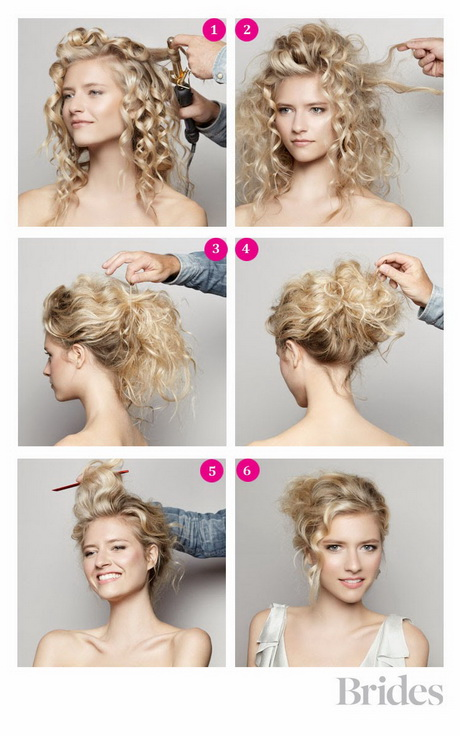 Do it yourself hairstyles for short hair diy guide wedding hairstyle romantic updo brides magazineg solutioingenieria Image collections