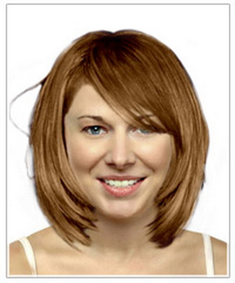 different haircuts and styles layered bobs with bangs 2842