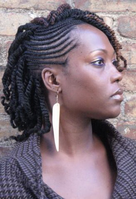 braided hair styles for natural hair nubian twist styles 2851 | nubian twist styles 04