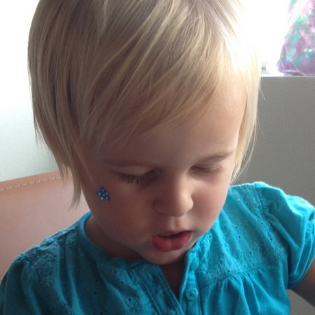 pixie haircut for kids