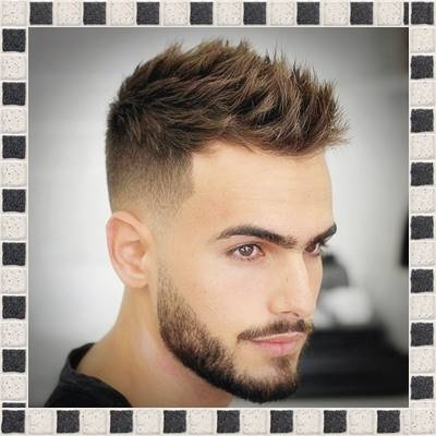 Mens hairstyles short 2018