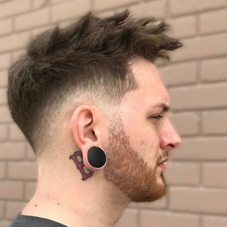 New hairstyles 2018 for men