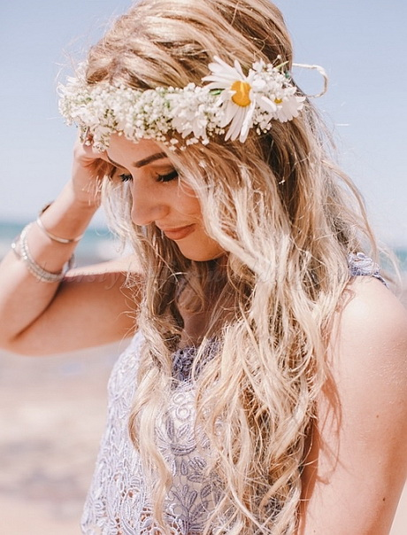 Beach Wedding Hairstyles For Weddings