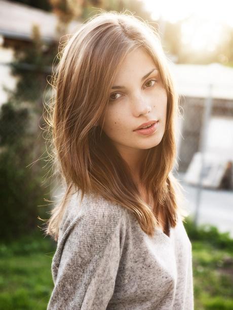 Just Past Shoulder Length Haircuts