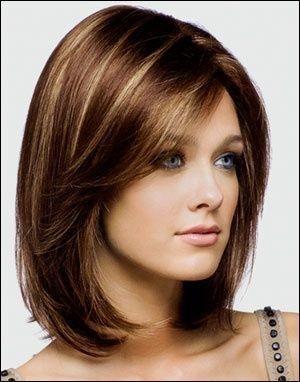 Medium Hair Styles For Women Best 25 Medium Haircuts For Women Ideas On Pinterest  Medium .