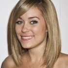 Best medium length haircuts for round faces