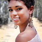 Curly short hairstyles pictures