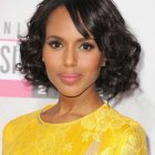 Cute hairstyles for black girls with short hair