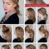 Cute ponytail hairstyles for short hair