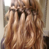 Different braids for hair