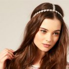 Down styles for wedding hair