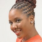 Dread hairstyles for women