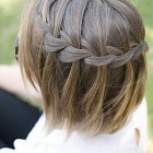 Easy quick hairstyles for short hair