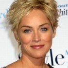 Examples of short haircuts for women
