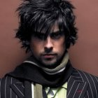 Good haircuts for guys with long hair