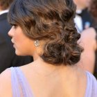Hairstyles for brides with short hair