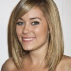 Hairstyles for round faces 2015
