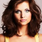 Hairstyles for wavy thick hair