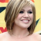Hairstyles for women with round faces