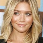 Hairstyles with shoulder length hair