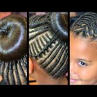 Kids braided hairstyles pictures