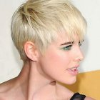 List of short haircuts for women