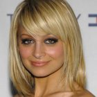 Medium haircuts for women with bangs